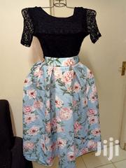 Skater Skirt And Short Sleeved Lace Top | Clothing for sale in Nairobi, Nairobi Central