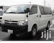 Toyota Hiace Box For Hire   Automotive Services for sale in Nairobi, Kahawa