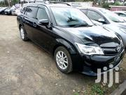 New Toyota Fielder 2012 Black | Cars for sale in Kiambu, Township C
