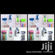 Toothbrush Holder & Toothpaste Dispenser | Home Accessories for sale in Nairobi, Nairobi Central