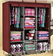 Quality 3 Columns Wooden Frames Portable Wardrobes | Furniture for sale in Nairobi, Eastleigh North