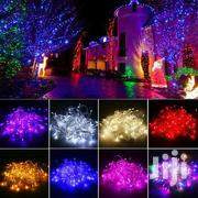 LED Christmas String Lights Wedding Party Decor Outdoor Indoor Lamp | Garden for sale in Nairobi, Kileleshwa