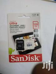 Sandisk 128 GB Memory Card For Multi - Micro SD High Capacity Cards - | Accessories for Mobile Phones & Tablets for sale in Nairobi, Nairobi Central