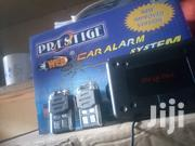 Prestige Car Alarm With Engine Immobilizer, Free Installation | Vehicle Parts & Accessories for sale in Nairobi, Nairobi Central