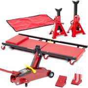 USA Car Jack Hydraulic 2 Ton And Stands   Vehicle Parts & Accessories for sale in Kajiado, Kitengela