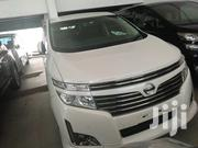 Nissan Elgrand 2012 White | Buses for sale in Mombasa, Ziwa La Ng'Ombe