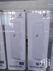 Ubiquiti Nano Station M5  Wireless Acess Point  Airmax   Whit | Laptops & Computers for sale in Nairobi, Nairobi Central