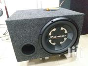 Pioneer 1400 Watts Double Coil Subwoofer In A Cabinet Deep Bass   Vehicle Parts & Accessories for sale in Nairobi, Nairobi Central