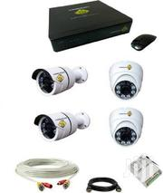 4 CCTV Camera System Complete Package | Cameras, Video Cameras & Accessories for sale in Nairobi, Nairobi Central