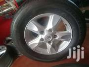 Original Landcruiser V8 Alloy Rims And Tires In Size 18 Inch | Vehicle Parts & Accessories for sale in Nairobi, Karen