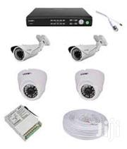 4 CCTV Camera System Complete Package Sale And Installation | Security & Surveillance for sale in Nairobi, Nairobi Central