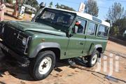Land Rover Defender 2008 County 2.5 TD5 Green | Cars for sale in Nairobi, Mountain View