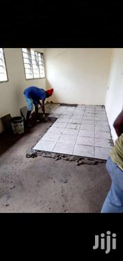 Tile Fixing Fundi | Building & Trades Services for sale in Uasin Gishu, Kiplombe
