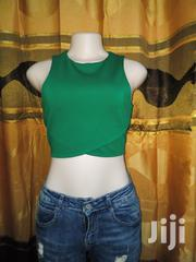Party Out Crop Top In Red | Clothing for sale in Nairobi, Roysambu