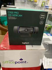 Logitech C920 Pro HD Webcam | Computer Accessories  for sale in Nairobi, Nairobi Central