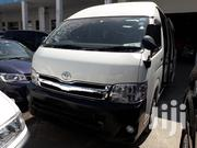 New Toyota HiAce 2013 White | Cars for sale in Mombasa, Tononoka