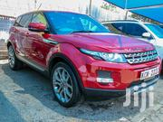 Land Rover Range Rover Evoque 2013 Red | Cars for sale in Nairobi, Karura
