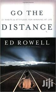 Go The Distance -ED Rowell | Books & Games for sale in Nairobi, Nairobi Central
