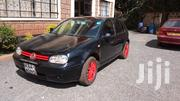 Volkswagen Golf 2003 Black | Cars for sale in Kiambu, Kikuyu