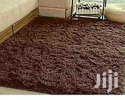 Brown Non Slip Fluffy Carpet 7 By 10 | Home Accessories for sale in Nairobi, Nairobi Central