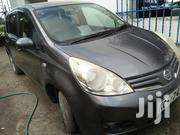 Nissan Note 2011 Gray | Cars for sale in Mombasa, Shimanzi/Ganjoni