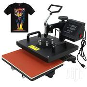 Combo Heat Press Machine 5in1 | Printing Equipment for sale in Nairobi, Nairobi Central