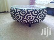 Coffee Table Made With A Used Tyre | Furniture for sale in Kiambu, Theta
