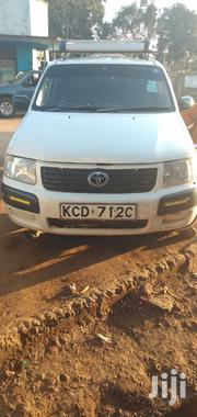 Toyota Succeed 2008 White | Cars for sale in Nyeri, Karatina Town