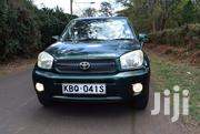 Toyota RAV4 2002 Automatic Green | Cars for sale in Nairobi, Roysambu