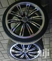 17'' Alloy Rims With Tyres: 4-nuts: For Toyota,Nissan,Mazda,Honda   Vehicle Parts & Accessories for sale in Nairobi, Nairobi Central