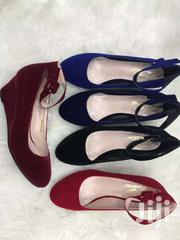 NEW VELVET WEDGES AVAILABLE | Clothing for sale in Meru, Abogeta East