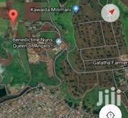 A Prime Plot Slightly Bigger Than A Quarter In Kimorori | Land & Plots For Sale for sale in Kiambu, Cianda