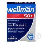 Wellman 50+ Tablets 30`S | Vitamins & Supplements for sale in Nairobi, Ngara
