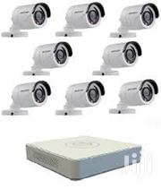 Eight Channel CCTV Camera Complete Cameras Sale Only Hik Vision   Cameras, Video Cameras & Accessories for sale in Nairobi, Nairobi Central
