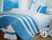 5*6 Cotton Duvets With Two Pillow Cases And A Matching Bedsheet | Home Accessories for sale in Nairobi, Ngara