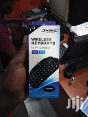Ps4 Wireless Keyboard | Video Game Consoles for sale in Nairobi, Nairobi Central