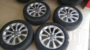 Audi Rims With Tyres Size 17 | Vehicle Parts & Accessories for sale in Nairobi, Mugumo-Ini (Langata)