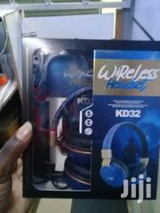 Wireless Headphones KD32   Accessories for Mobile Phones & Tablets for sale in Nairobi, Nairobi Central