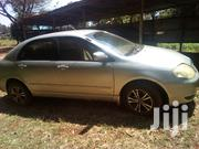 Toyota Corolla 2004 Silver | Cars for sale in Nyeri, Wamagana