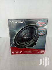 Pioneer Ts-w306r-12″ 1300W Component Subwoofer | Vehicle Parts & Accessories for sale in Nairobi, Nairobi Central
