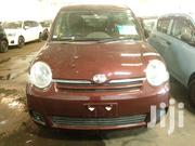 New Toyota Sienta 2011 Red | Cars for sale in Mombasa, Ziwa La Ng'Ombe