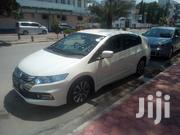 Honda Insight 2012 White | Cars for sale in Mombasa, Shimanzi/Ganjoni