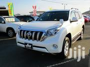Toyota Land Cruiser Prado 2015 White | Cars for sale in Mombasa, Mji Wa Kale/Makadara