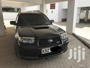 Subaru Forester 2007 Black | Cars for sale in Mombasa, Tudor