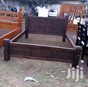5by 6 Mahogany Bed | Furniture for sale in Nairobi, Ngando
