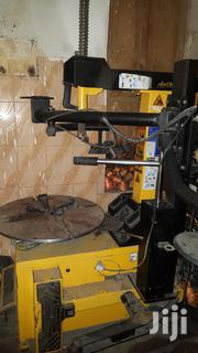 Tire Change Machine And Aligning | Manufacturing Materials & Tools for sale in Mombasa, Mji Wa Kale/Makadara