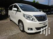 Toyota Alphard 2012 White | Buses for sale in Mombasa, Changamwe