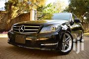 Mercedes Benz C200 2012 Black | Cars for sale in Mombasa, Changamwe