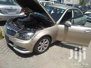 Mercedes Benz C200 2012 Gold | Cars for sale in Mombasa, Changamwe