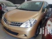 Nissan Tiida 2012 1.6 Hatchback Gold | Cars for sale in Mombasa, Changamwe